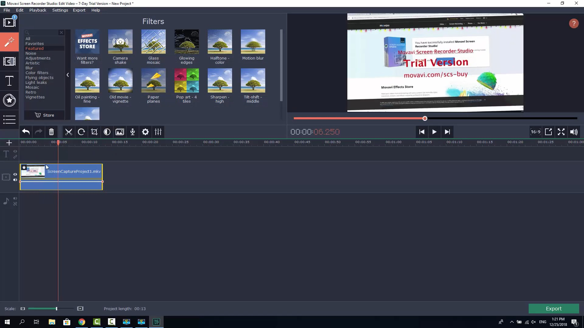 Best Camtasia Alternative - Movavi Screen Recorder  Is it
